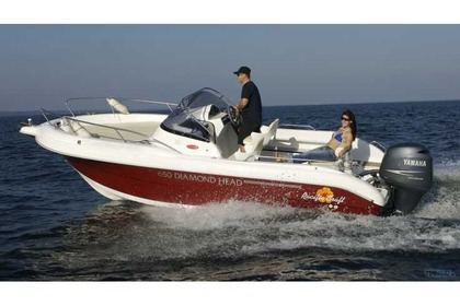 Hire Motorboat PACIFIC CRAFT 650 wa Antibes