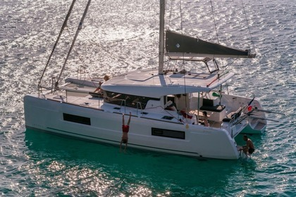 Location Catamaran Lagoon 40 Lagoon 40 O.V. Nassau