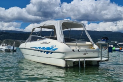 Rental Motorboat Gobbi 225s Saint-Blaise