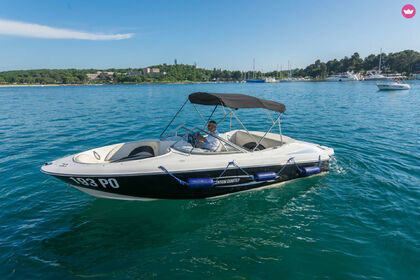 Hire Motorboat STARCRAFT Vectra 195 Poreč