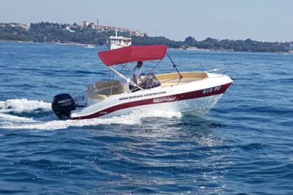 Rental Motorboat Marinello Eden 20 Crikvenica