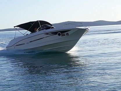 Rental Motorboat Galeon Galia 700 Sundeck Tribunj