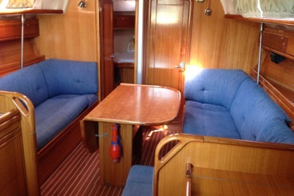 Rental Sailboat BAVARIA 38 CRUISER Kos