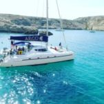 Location Catamaran Fountaine Pajot Bahia 46 Marseille