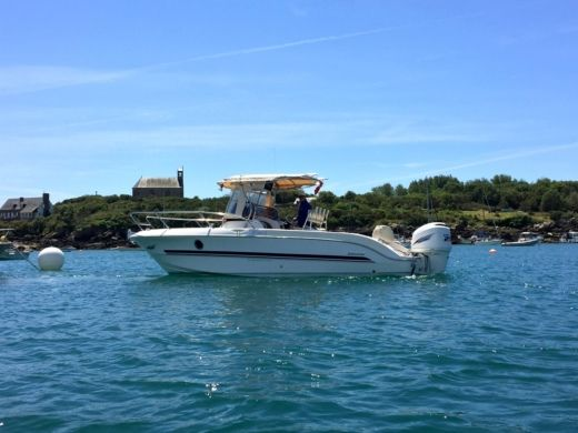 Lancha Sessa Marine Key Largo 26