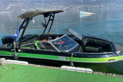 Miete Motorboot four winns 180 Annecy