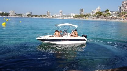 Charter Motorboat Marinello Happy Fish 470 Puerto de Pollensa