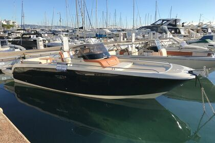 Rental Motorboat Invictus 280 CX St-Laurent-du-Var
