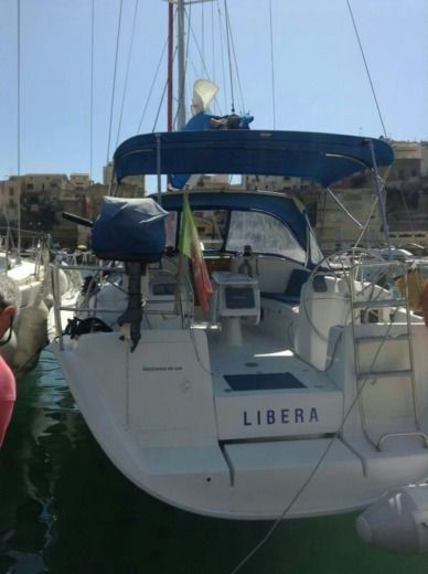 Sailboat Beneteau Cyclades 39.3 for hire