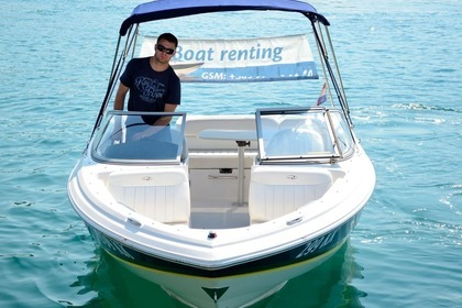 Rental Motorboat REGAL 2000 Krk