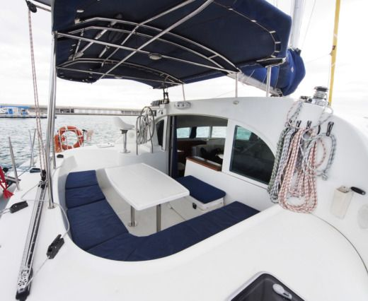Location Catamaran Lagoon 380 Ibiza