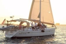 Rental Sailboat Beneteau 40 Miami
