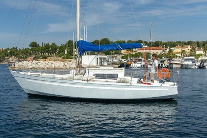 Hire Sailboat AUBIN ARMAGNAC Bandol