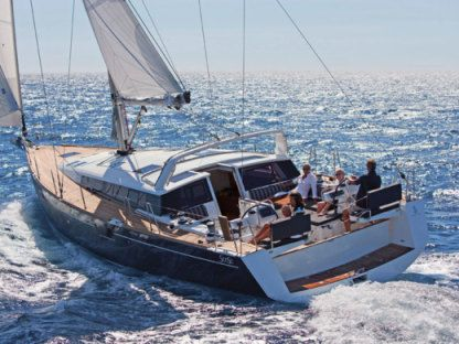 Charter Sailboat Beneteau 50 Split