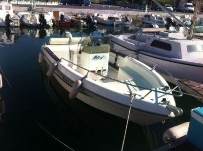 Rental Motorboat Sessa Marine Key Largo Port-de-Bouc