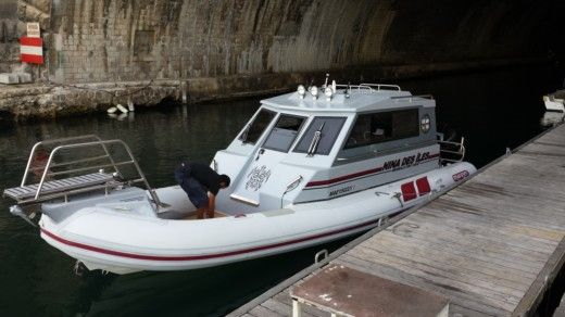 Gommone Mariner 850 Sub tra privati