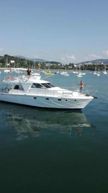 Rental Motorboat Gallart 1350 Hendaye