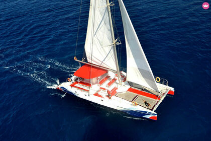 Hire Catamaran FOUNTAINE PAJOT TAHITÍ Costa Adeje