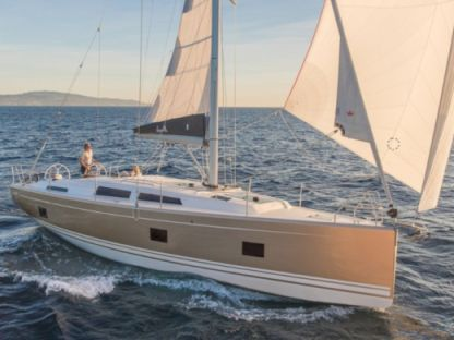 Charter Sailboat Hanse 418 Split
