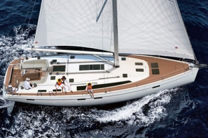 Rental Sailboat Bavaria 51 Cruiser Elliniko