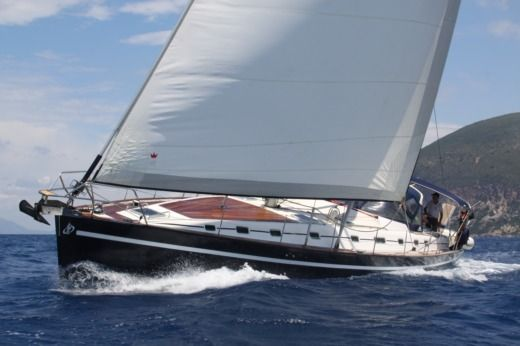 Sailboat Ocean Yachts 56 for hire