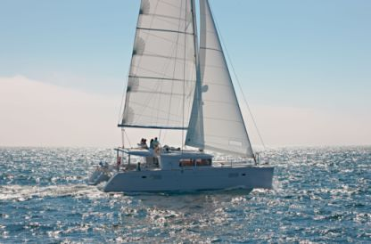 Rental Catamaran Lagoon 450 Fly Saint Vincent and the Grenadines