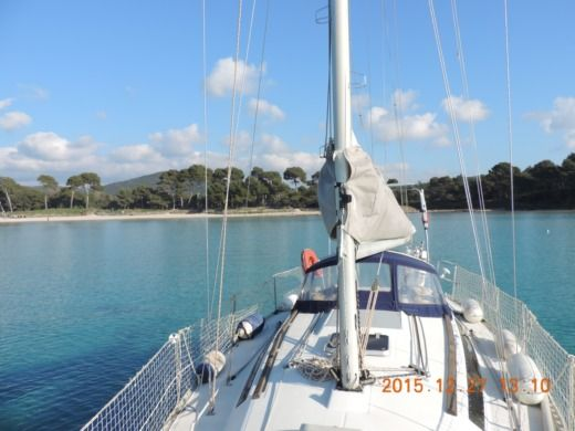 Sailboat GIBERT MARINE Gib-sea 96 for hire