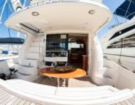 Sea Ray 52 Voyager in Latsi