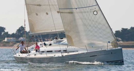 Beneteau First 35 in Marseille for hire