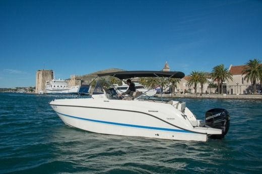 Quicksilver Activ 805 Open in Trogir for rental