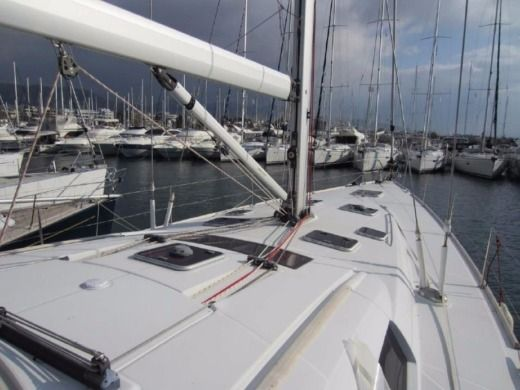 Oceanis 54 in Athens for hire
