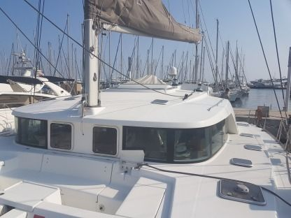 Location Catamaran Lagoon 440 Cannes