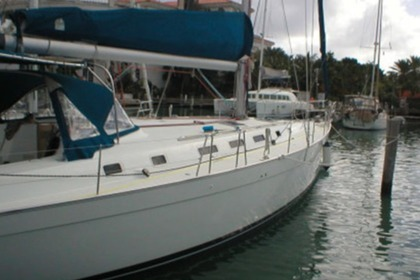 Rental Sailboat BENETEAU OCÉANIS Saint John