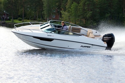 Hire Motorboat Flipper 640 DC Zadar