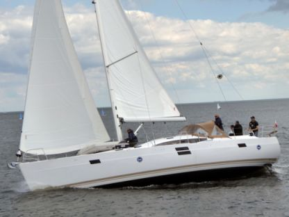 Charter Sailboat Elan Impression 50 Gdynia