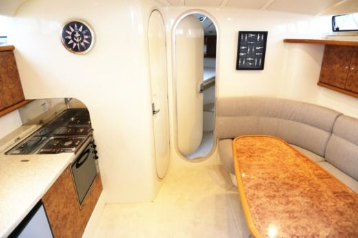 Motorboat Gobbi 375Sc peer-to-peer
