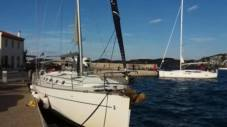 Beneteau Cyclades in Chalkidiki for hire