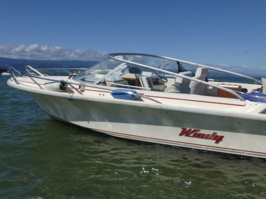 Motorboat Windy Windy 7500 - 220 Cv