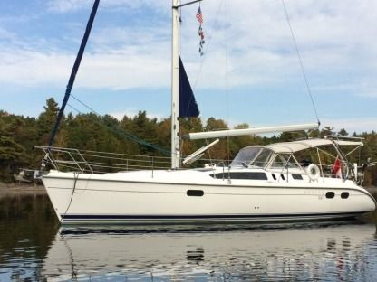 Charter Sailboat Hunter 380 Saint-Mandrier-sur-Mer