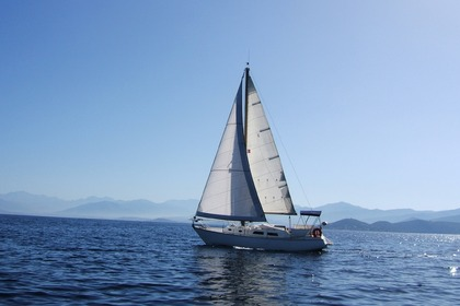 Rental Sailboat CONYPLEX CONTEST 29 Ajaccio