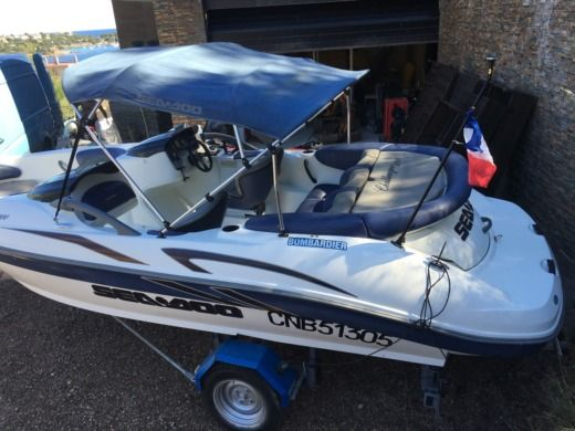 SEADOO Challenger in Agay, 83700 Saint-Raphaël for hire