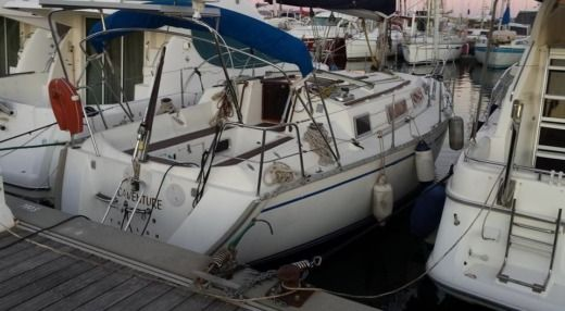 Sailboat Gibert Marine Gibsea 352 for hire