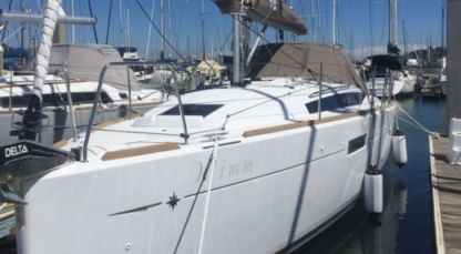Rental Sailboat Jeanneau Sun Odyssey 349 San Francisco