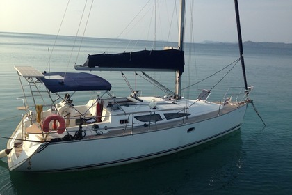 Hire Sailboat JEANNEAU SUN ODYSSEY 35 Pattaya