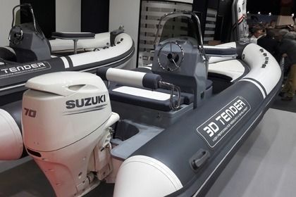 Location Semi-rigide 3dtender 550 lux Porto-Vecchio