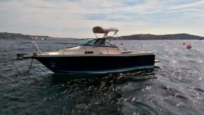 Charter Motorboat Bayliner Trophy Walkeround 2052 Palau