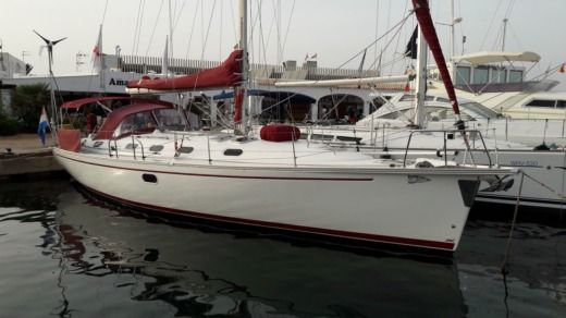 Dufour Gib Sea 43 in Betina