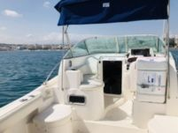 Motorboat Karnic 2460 Bluewater for hire