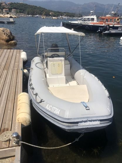 Location Semi-rigide Novamarine Hd One 5M Carburant Inclus! Porto-Vecchio