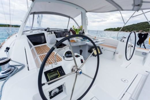 Beneteau Oceanis 45 in Trogir for rental